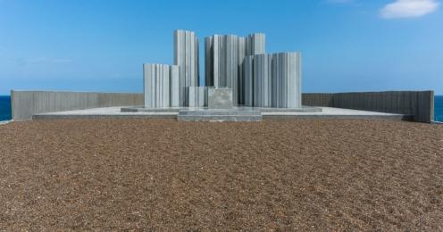 Minimalist monument